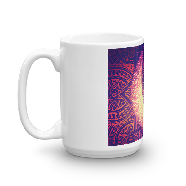 Moonlit Dreams Ceramic Coffee Mug