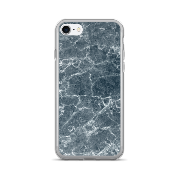 Marble Rock Sea Blue Texture iPhone 7/7 Plus Case