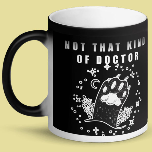 Not that Kind of doc mug
